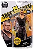 WWE NXT Takeover Akam Action Figure w/Topps Collectors Card