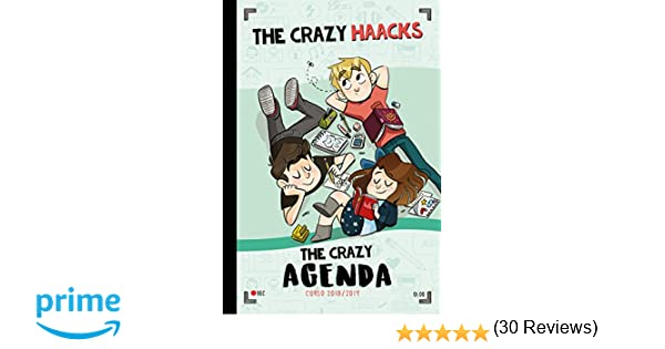 The Crazy Agenda (curso 2018-2019) (The Crazy Haacks)