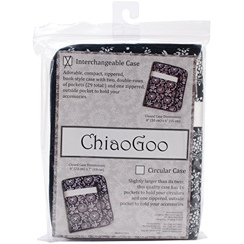 ChiaoGoo White Ribbon Interchangeable Needle