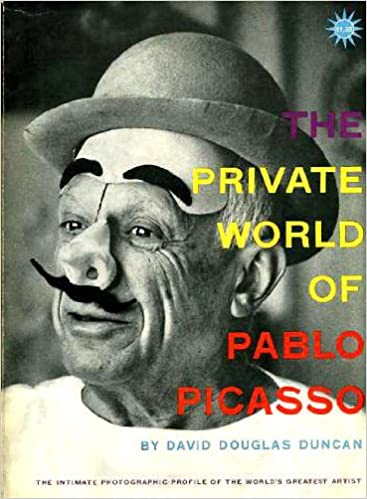 the private world of pablo picasso the inimate photographic profile of the worlds greatest artist