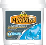 ABSORBINE MORE MUSCLE MAXIMIZE CONDITIONER - 8 POUNDS