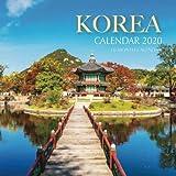 Korea Calendar 2020: 16 Month Calendar