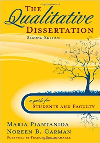 A qualitative dissertation