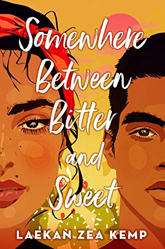 Book Cover: Somewhere Between Bitter and Sweet