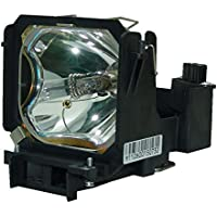 AuraBeam Sony LMP-P260 Projector Replacement Lamp with Housing