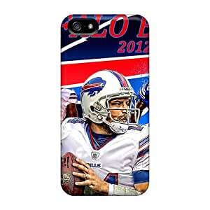 Cute High Quality Iphone 5/5s Buffalo Bills Case