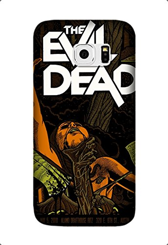 The Evil Dead Movie TPU Material Phone Case For Samsung Galaxy S6 Edge Cover Design By [Susan Williams]