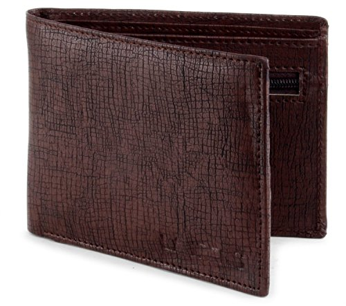 Laurels Foster Brown Men's Wallet (FOS-02)