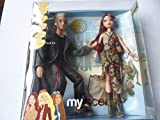 My Scene Special Edition Night on the Town Hudson&chelsea 2 Doll Set
