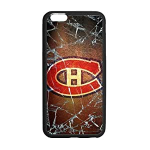Icasepersonalized Personalized Protective,NHL Montreal Canadiens Custom Case for HTC One M8