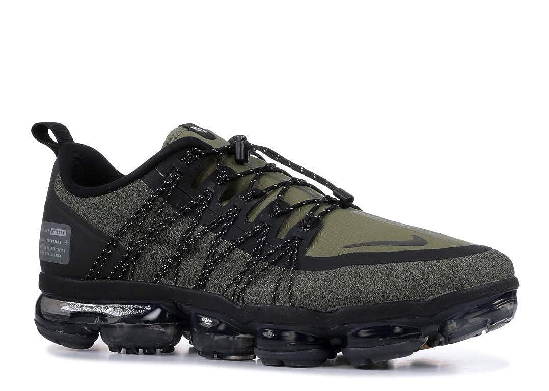 Medium Olive  Reflekt silver -svart Nike herrar Air Vapormax Run Utility, Medium Olive  Reflekt silver