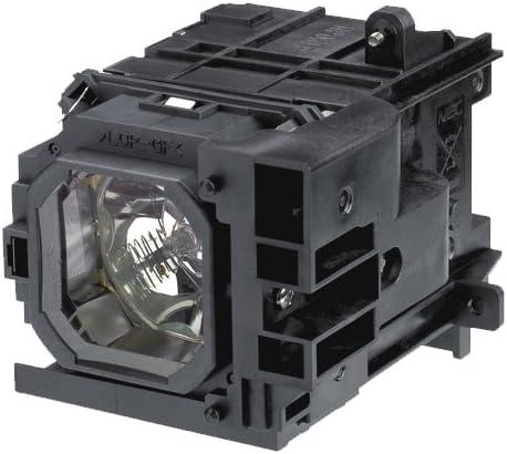 Recambio de lámpara para proyector NP06LP / 60002234 encaja con NEC NP1150 / NP1250 / NP2150 / NP2250 / NP3150 / NP3150G2 / NP3151 / NP3151W / NP3250 / NP3250W proyectores