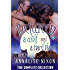 Between a Wolf and a Hard Place- The Complete Collection: BBW Shifter Menage Parts 1-6 (NORCAL Shifters)