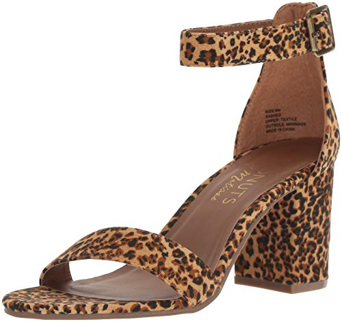Women's Tan Coconuts by Matisse Sashed Heeled Sandal z6AqaEwqH