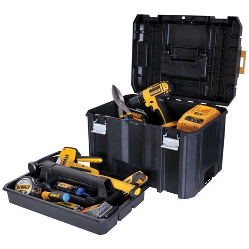 DEWALT TSTAK III Single Deep Drawer tool box is a basic model and is a good choice if you are looking for a storage unit