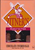chocolate covered eggs - Zitner's Peanut Butter Chocolate Covered Eggs, 9 oz