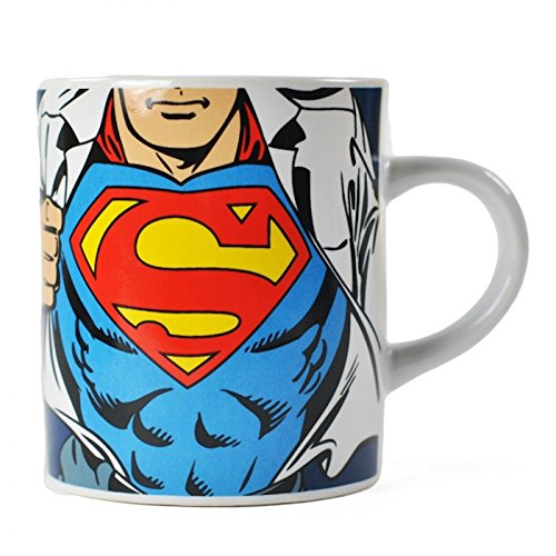 Mug Mini 110ml Superman Costume