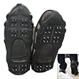 AGOOL Ice Cleats Snow Traction Cleats Crampon for
