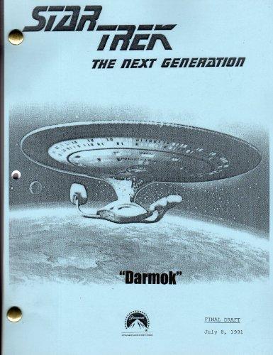 Star Trek Script - Darmok (Next Generation - Season 5 - Prod # 40275-202)