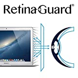 RetinaGuard Anti-UV, Anti-blue Light Screen protector for Macbook Air/Pro 13' - SGS & Intertek Tested - Blocks Excessive Harmful Blue Light, Reduce Eye Fatigue and Eye Strain