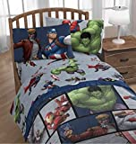 Disney Marvel Avengers: Infinity War Team Up - Twin Sheet Set