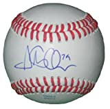Miami Marlins Steve Ames Autographed Hand Signed Baseball with Proof Photo of Signing, Los Angeles Dodgers, COA