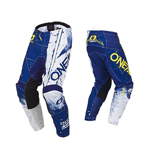 O'Neal Men's Element Shred Pant (Blue, 34)