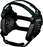 ASICS Conquest Earguard, Black/Black, One Size