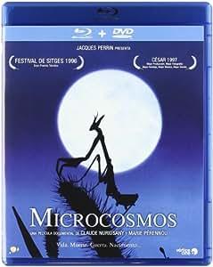 Microcosmos (DVD + BD) [Blu-ray]