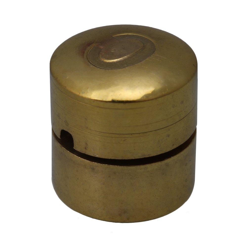 Mxfans 10.3 x 12mm Golden Bronze 15''-16.5'' Cello Wolf Tone Eliminator Replace