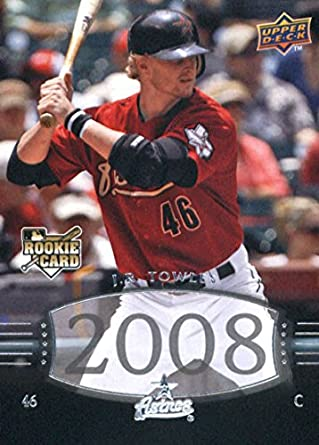 Sports Trading Cards J.r Sports Mem, Cards & Fan Shop Towles Houston Astros 2009 Topps Signed Card