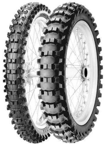 (Pirelli Scorpion MX Mid Soft 32 Front Tire (80/100-21))