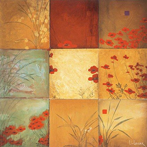 Poppy Nine Patch by Don Li-Leger - 22