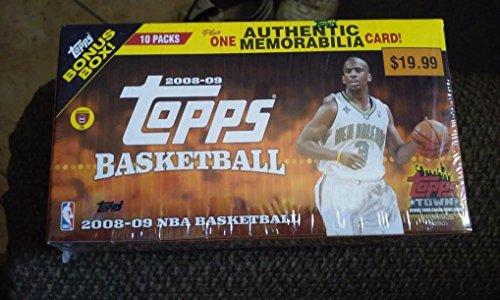09 Topps Basketball - 3