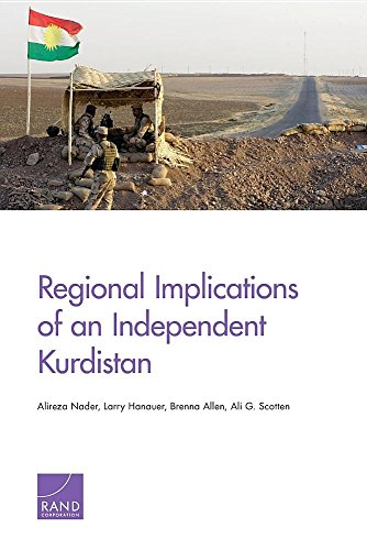 Regional Implications of an Independent Kurdistan