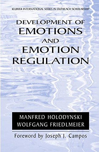 Development of Emotions and Emotion Regulation (International Series in Outreach Scholarship) PDF