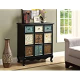 Amazon.com: Distressed - Dressers / Bedroom Furniture: Home & Kitchen