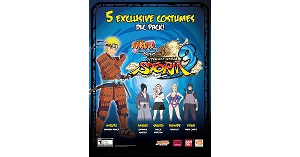 Amazon.com: Naruto Shippuden : Ultimate Ninja Storm 3 - 5 ...