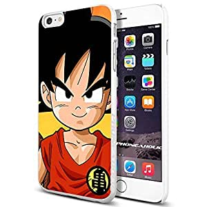 diy zhengDragon Ball Comic (Manga) Dragonball #19, Cool iPhone 6 Plus Case 5.5 Inch Smartphone Case Cover Collector iphone TPU Rubber Case White [By PhoneAholic]