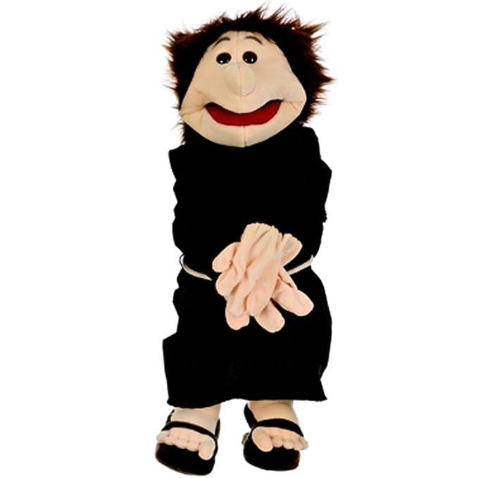 65cm Monk lebende Marionette