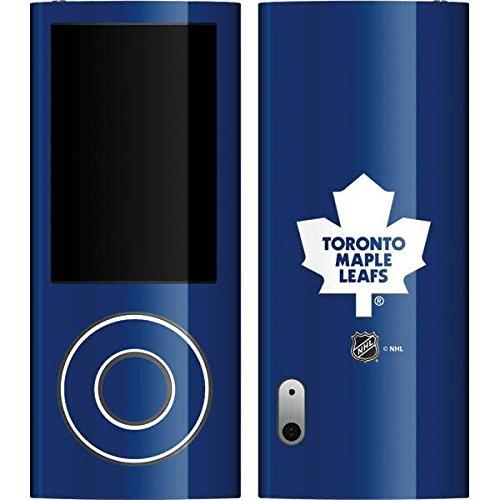 (Skinit Toronto Maple Leafs Solid Background Vinyl Skin for iPod Nano (5G) Video)