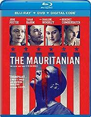 The Mauritanian Blu-ray + DVD + Digital - BD Combo Pack