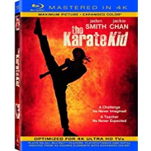The Karate Kid (Mastered in 4K) (Single-Disc Blu-ray + UltraViolet Digital Copy) by Sony Pictures Home Entertainment