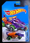 Hot Wheels 2017 Street Beasts Dragon Blaster Purple Treasure Hunt