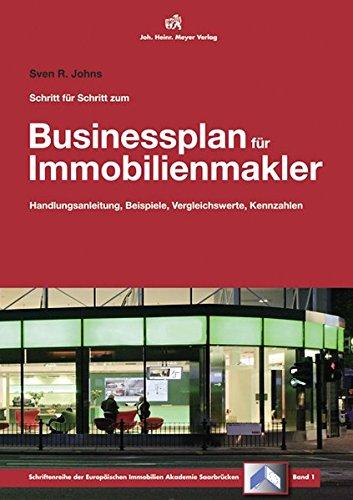 Businessplan für Immobilienmakler