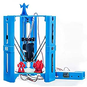 Mikki Kmaxx - 101Hero Pylon 3D Printer (Blue) - The World's Most Affordable 3D Printer