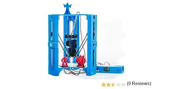 Mikki kmaxx – 101hero Torre 3d impresora (azul) – el mundo más ...