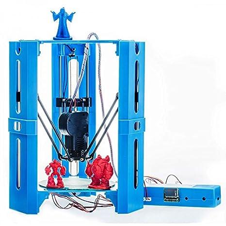 Mikki kmaxx - 101hero Torre 3d impresora (azul) - el mundo más ...