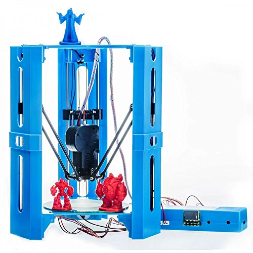 101Hero Pylon 3D Printer Blue - The Worlds Most Affordable 3D Printer Mikki Kmaxx