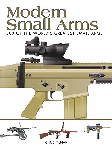 Modern Small Arms: 300 of the World's Greatest Small Arms (Mini Encyclopedia) (Small Arms Military)